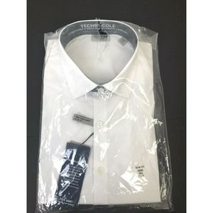 New Kenneth Cole Reaction White dress Shirt